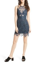 Free People Women's Nothing Like This Lace Minidress