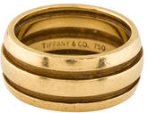 Tiffany & Co. Grooved Band