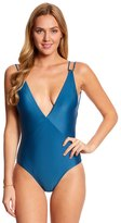Vix Paula Hermanny Solid Thai Ballet One Piece Swimsuit 8149664