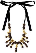 Marni Beaded Collar Necklace