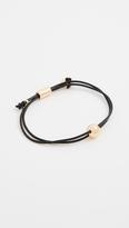 Gorjana Newport Leather Bracelet