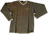 Nike Green Cotton Top for Women