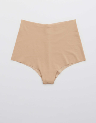 aerie OFFLINE No Show High Waisted Cheeky Underwear
