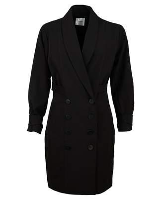 Moss Copenhagen Kuki Dress Jacket Colour: BLACK, Size: MEDIUM