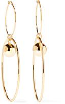 Stella McCartney Gold-plated Earrings - one size