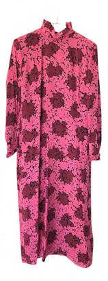 Kate Spade Pink Silk Dresses