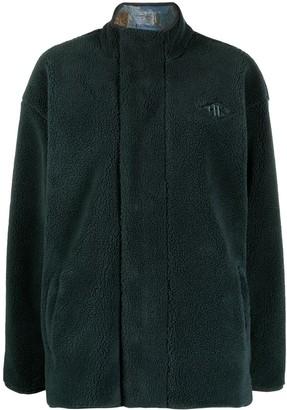 Han Kjobenhavn Front-Zipped Fleece
