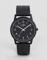 Limit All Black Watch Exclusive To Asos