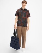 Thumbnail for your product : Ted Baker Patchwork Print Shirt