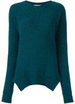 Forte Forte brushed knit jumper