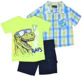 Asstd National Brand 3-pc. Short Set Toddler Boys