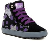 Geox Witty Glitter High Top Sneaker (Toddler, Little Kid, & Big Kid)