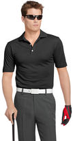 Izod Grid-Knit Golf Polo