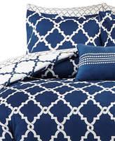 Madison Park Merritt Reversible Complete Bed and Sheet Set