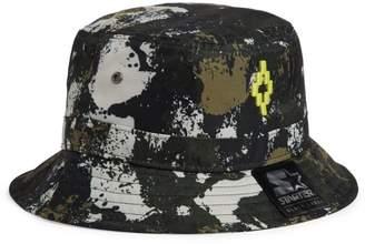 Marcelo Burlon County of Milan Logo Bucket Hat