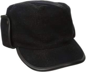 John Varvatos Men's Military Cap