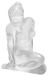 Lalique Flora Nude Figure