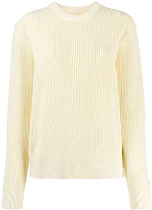Calvin Klein Jeans ribbed knit jumper