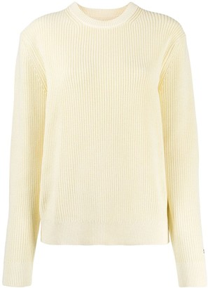 Calvin Klein Jeans Ribbed Knit Jumper