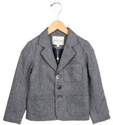 Rachel Riley Boys' Patterned Wool-Blend Blazer w/ Tags