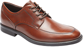 Rockport Dressports Modern Apron Toe Shoes, Brown