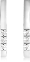 Forzieri 0.06 ct Diamond Bar Earrings
