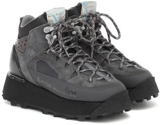 Acne Studios Trekking platform sneakers