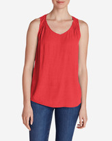 Eddie Bauer Women's Thistle Tank Top - Solid