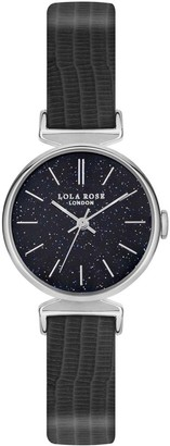 Lola Rose Womens Analogue Classic Quartz Watch with Leather Strap LR2059