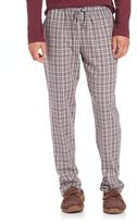 Hanro Plaid Flannel Lounge Pants