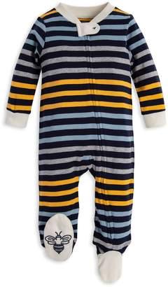 Burt's Bees Multi Tri-Stripe Organic Baby Sleep & Play Pajamas