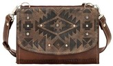 American West Women's Mystic Shadow Small Crossbody Bag/Wallet