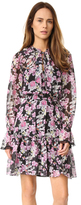Temperley London Captain Print Dress