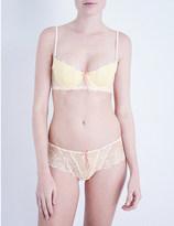 Heidi Klum Intimates Sofia lace balconette bra