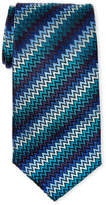 Missoni Wavy Degrade Silk Tie