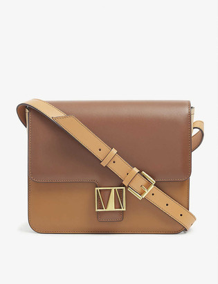 MANU Atelier Roxy leather satchel bag