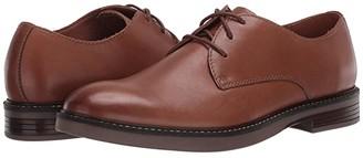 Clarks Paulson Plain (Tan Leather) Men's Shoes