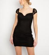 New Look NaaNaa Mid Cap Sleeve Dress