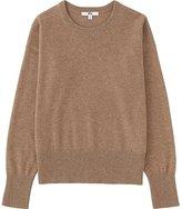 Uniqlo Women's Cashmere Crew Neck Sweater