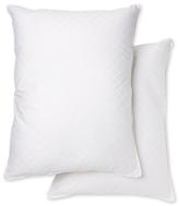 Diamond Jacquard Memory Pillows (Set of 2)