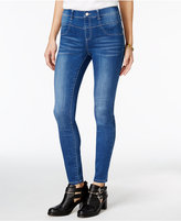 Vanilla Star Juniors' High-Rise Pull-On Skinny Jeans