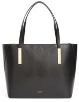 Ted Baker Mini Leather Shopper - Black
