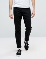 Calvin Klein Jeans Black Jeans In Slim Fit