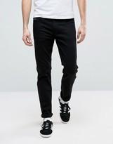 Calvin Klein Jeans Black Jeans In Slim Fit