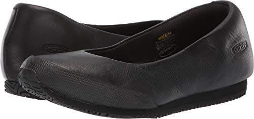 Women S Kanteen Restaurant Hostess Flat Non Slip Work Shoe