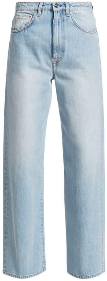 Totême Flair Wide-Leg Jeans