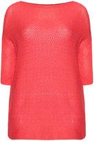 Manon Baptiste Plus Size Light cotton mix sweater