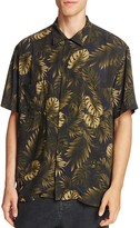 Vince Cabana Tropical Print Classic Fit Button-Down Shirt