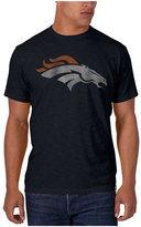 '47 Men's Denver Broncos Logo Scrum T-Shirt