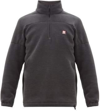 66°North 66north - Esja Half-zip Fleece Pullover - Mens - Black